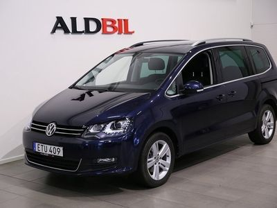 usata VW Sharan TDI 150hk DSG Premium 7-sits Aut