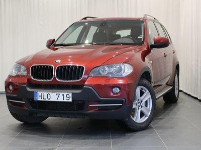 brugt BMW X5 30D Dragkrok / V-hjul 235hk