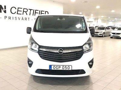 begagnad Opel Vivaro Van 1.6 CDTI Manuell, 115hk, 2016