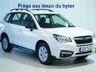 begagnad Subaru Forester 2.0D Automat Årsskatt 3553kr