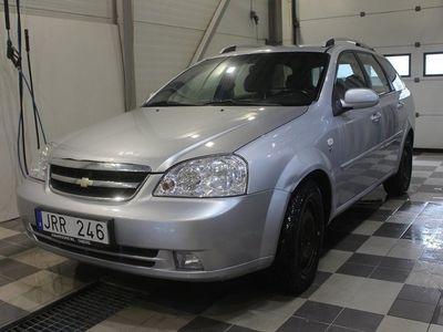 begagnad Chevrolet Nubira Wagon 2.0 121hk