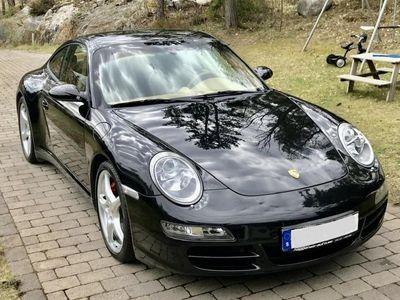 begagnad Porsche 911 Carrera 4S 997