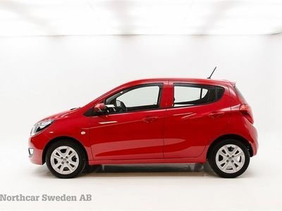 begagnad Opel Karl enjoyEnjoy 5-door 55 kW 75 hp MT5 2015, Halvkombi 112 100 kr
