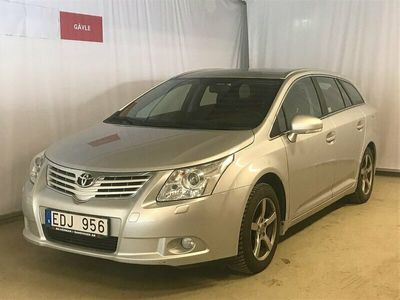 begagnad Toyota Avensis Kombi 1,8 Business Dragkrok