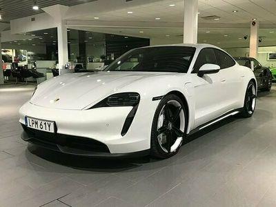 begagnad Porsche Taycan 4S 2020, Personbil Pris 1 315 000 kr