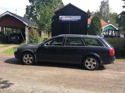 begagnad Audi A6 Avant 1.8 T 150hk NY BES