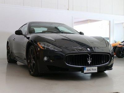 begagnad Maserati Granturismo MC Line 4.7l V8