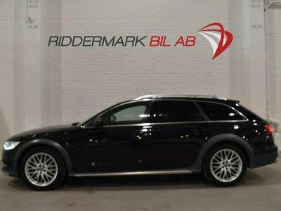 begagnad Audi A6 Allroad quattro 3.0 TDI V6 313hk Drag Mok