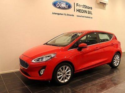 brugt Ford Fiesta Titanium 1.0 Ecoboost 100hk