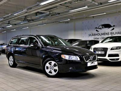 begagnad Volvo V70 2.0F AUTO LÅGMiL SVENSK 145HK KAMKEDJA ACC