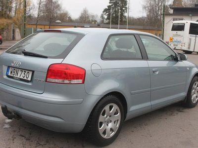 begagnad Audi A3 2,0 FSI