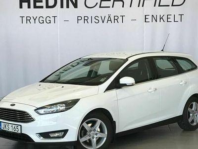 begagnad Ford Focus Titanium Kombi 1.0 EcoBoost 100hk
