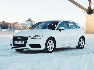 begagnad Audi A3 1.6 TDI (Nyservad) -16