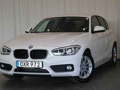 gebraucht BMW 116 dA 5d Backkamera 116hk Facelift