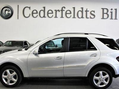 begagnad Mercedes 320 ML BenzCDI 4MATIC 7G-Tronic 2008, SUV 168 900 kr