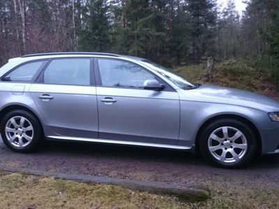 begagnad Audi A4 Avant 2.0TDI Quattro 143hk -11 -12