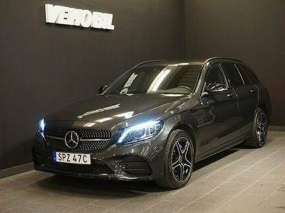 begagnad Mercedes 220 C4-Matic 9G-Tronic AMG Värmare Drag
