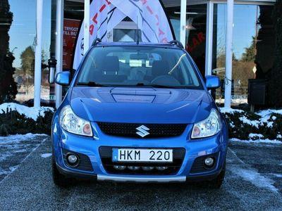 begagnad Suzuki SX4 1.6 VVT AWD GLX 120hk. 4700mil