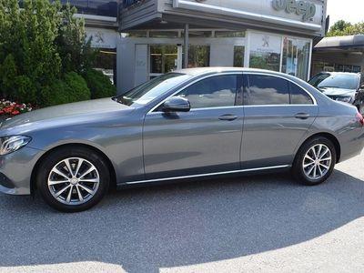 begagnad Mercedes E220 E-KlassD Sedan 9G-Tronic 194HK Navigation Drag Euro6