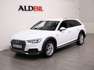 begagnad Audi A4 Allroad quattro TDI 190hk / Evolutionspaket / Head-up