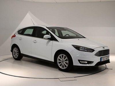begagnad Ford Focus Titanium 1.0T EcoBoost 100hk Manue