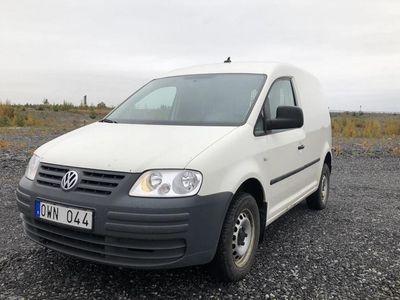 begagnad VW Caddy 1.9 TDI Skåp 4motion