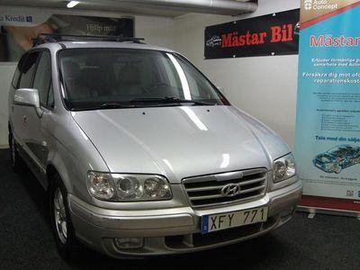 begagnad Hyundai Trajet 2.7 GLS