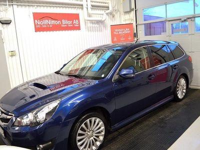 begagnad Subaru Legacy Wagon 2.0 D 4WD 2011, Personbil 64 900 kr