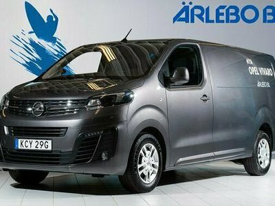 begagnad Opel Vivaro Launch Edt L3 Webasto Drag Head-up D 2020, Transportbil Pris 259 000 kr