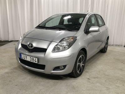 brugt Toyota Yaris 1.33 5dr (100hk)