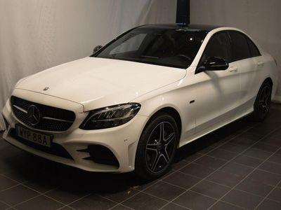 begagnad Mercedes C300 E 4MATIC