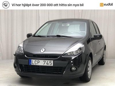 begagnad Renault Clio III 1.2 Flex Fuel 5dr (75hk)