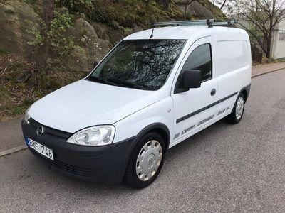 begagnad Opel Combo Van 4-dörrar 1.6 CNG ecoFLEX 94hk