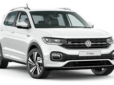 begagnad VW T-Cross - Leasa från 2759 kr/mån DSG 115 hk