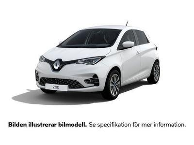 begagnad Renault Zoe R135 PhII 52 kWh Intens batteriköp