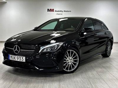 begagnad Mercedes 250 CLA-KlassAMG Shooting Brake 7G-DCT AMG Sport, Exclusive Euro 6 21