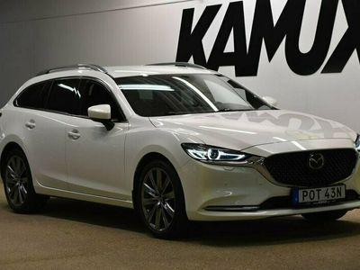 begagnad Mazda 6 Wagon 2.5 Aut Signature | Navi | 194hk