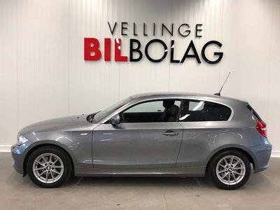 begagnad BMW 118 d 7000 Mil Advantage 143hk