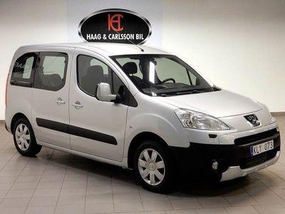begagnad Peugeot Partner Tepee 1.6 HDI Pepee 2009, Transportbil 45 000 kr