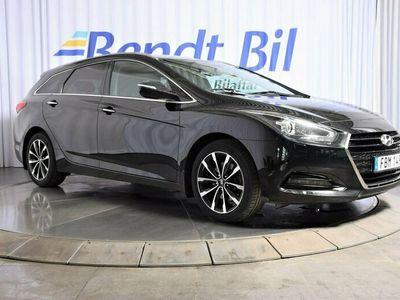 begagnad Hyundai i40 1.7 CRDi ComfortPlus/Läder/0.45% ränta