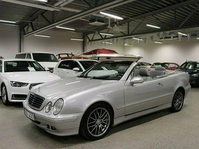 begagnad Mercedes CLK320 Cabriolet Automat 218hk