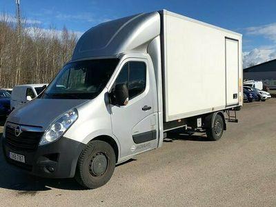 begagnad Opel Movano Volymskåp 3.5t 2.3 CDTI 2016, Transportbil Pris 224 875 kr