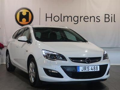 begagnad Opel Astra 1.6R EURO 6