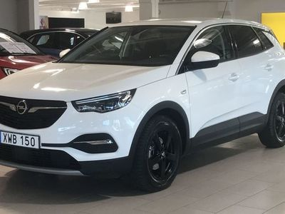 begagnad Opel Grandland X Dynamic 1,5D 130hk AT8