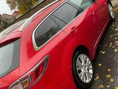 begagnad Mazda 6 Wagon 2.0 MZR Automat Advance