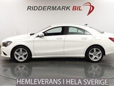 begagnad Mercedes 200 CLA BenzB-Värm Eu6 HEMLEVERANS 2015, Sportkupé 208 900 kr