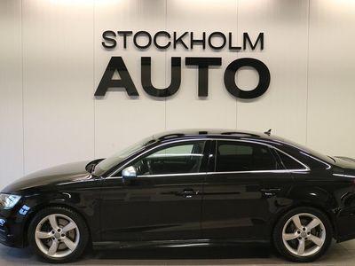 begagnad Audi S3 Sedan 2.0 TFSI Aut / B&O / GPS