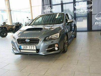 begagnad Subaru Levorg 1.6 4WD GT-S Lineartronic Euro 6 170hk