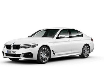 begagnad BMW 530 e xDrive iPerformance Sedan M Sport Navi Drag 19'' HiFi Tonade Rutor