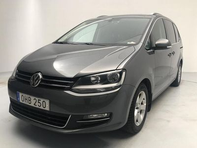 begagnad VW Sharan 2.0 TDI 4Motion
